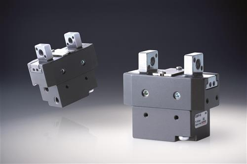 Series CGSP - Compact, Self-Centering Parallel Grippers